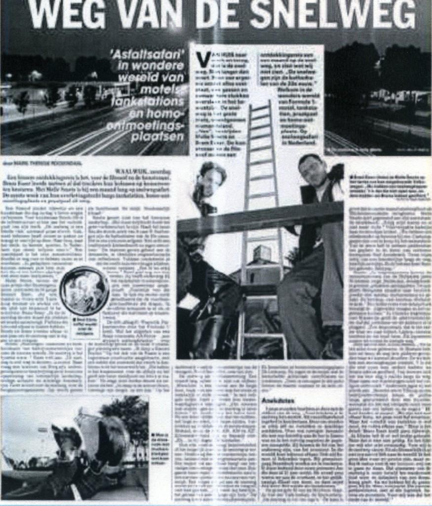 De Telegraaf Totaalaanzicht